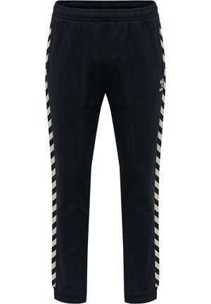 HMLMOVE CLASSIC  - Tracksuit bottoms - black