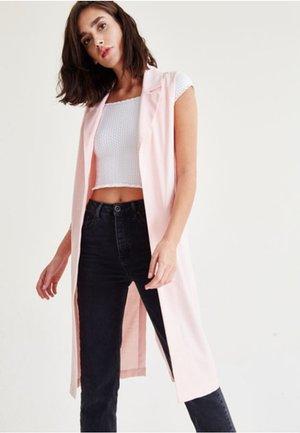 KNIELANGE  - Waistcoat - pink