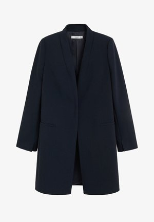 FROZEN - Krátký kabát - dunkles marineblau