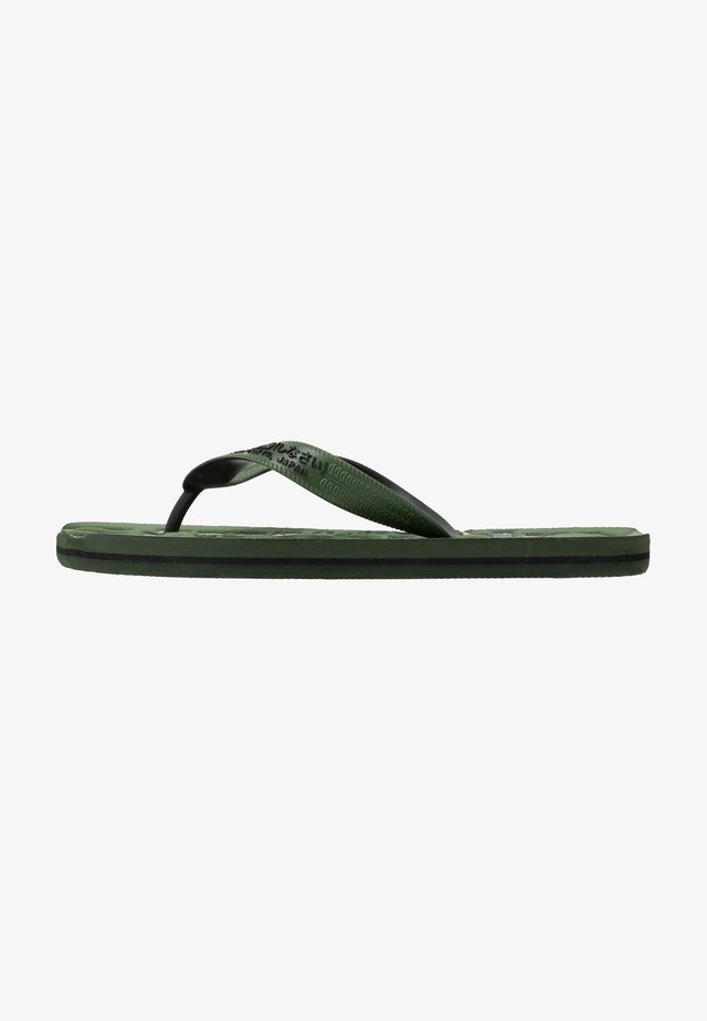 SCUBA INFIL  - Pool shoes - khaki
