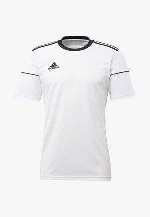 SQUADRA 17 JERSEY - Sportswear - white/black