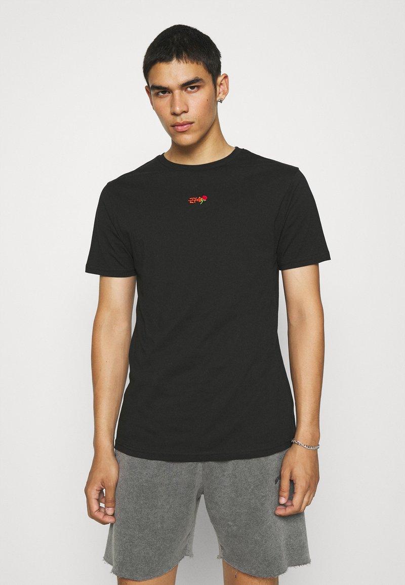 274 - CALI TEE - Print T-shirt - black