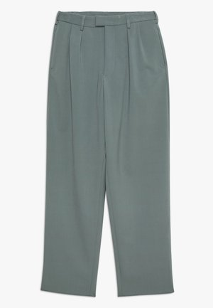 BYRNE TECHNO - Trousers - sage