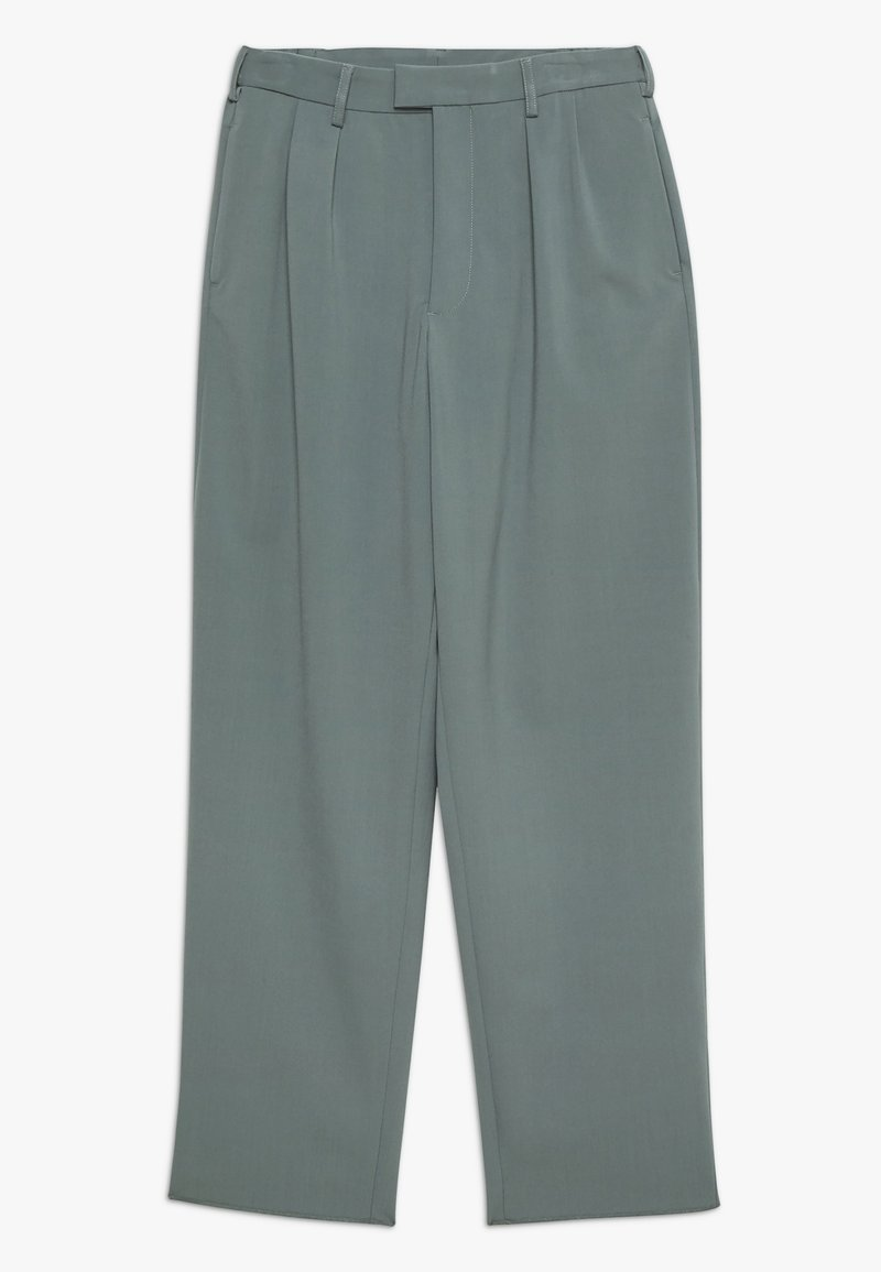 Joseph - BYRNE TECHNO - Trousers - sage