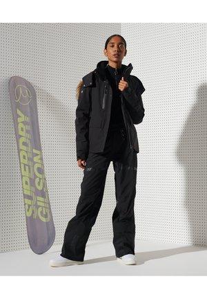 Kurtka snowboardowa - black