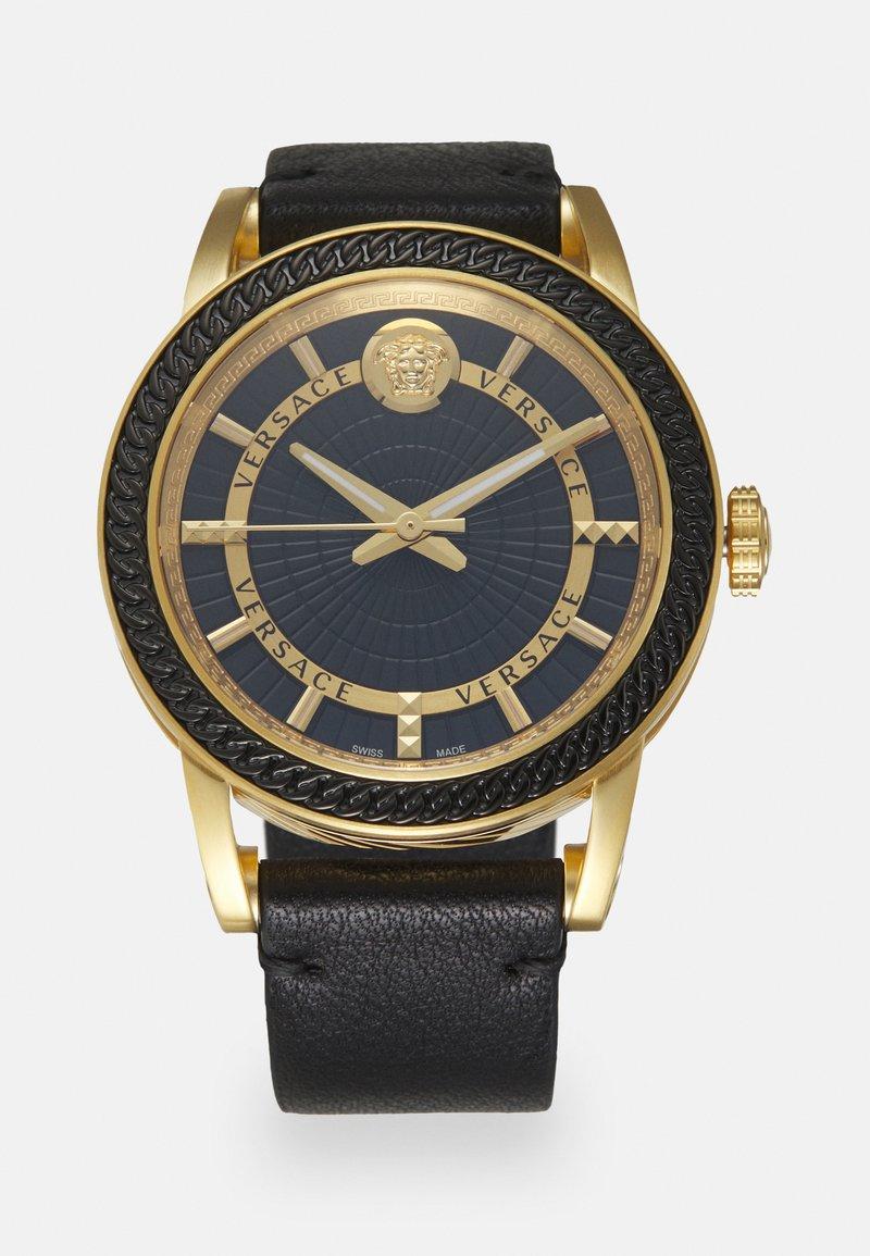 Versace Watches - CODE - Klokke - black