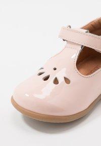 Froddo - GIGI SLIM FIT - Dětské boty - pink - 2