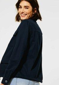 Cecil - Summer jacket - blau - 1