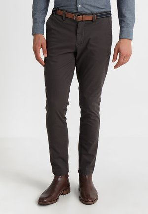 SLHSLIM JAMERSON PANTS - Chinot - phantom