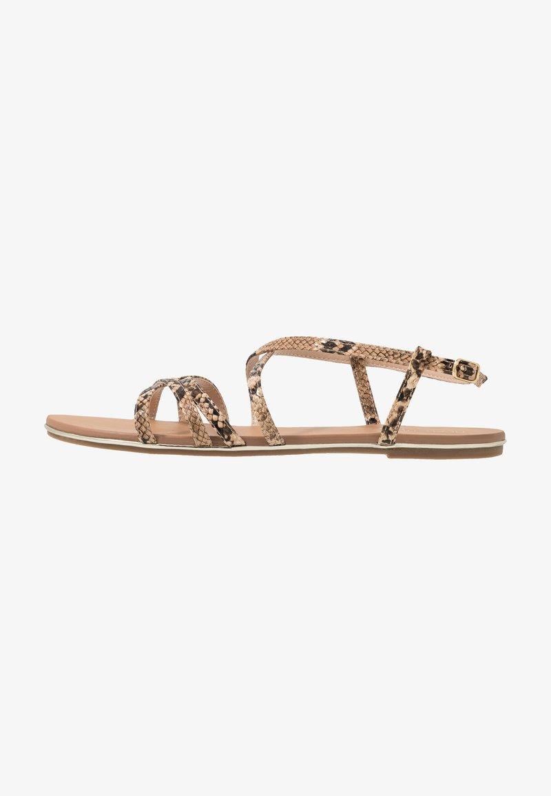 Head over Heels by Dune - LIYA - Sandals - natural