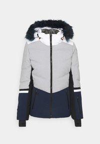 ELECTRA - Ski jacket - light grey