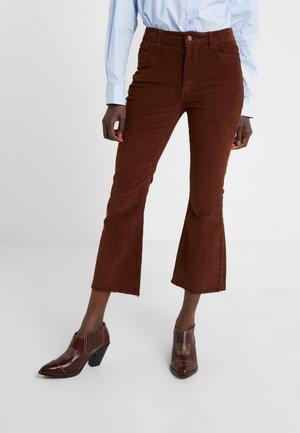 BIRDGET - Trousers - wyoming