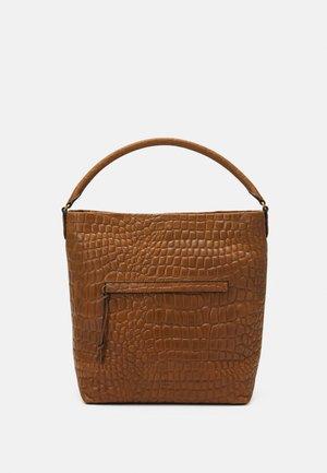 ANHOBOL - Handbag - muskat