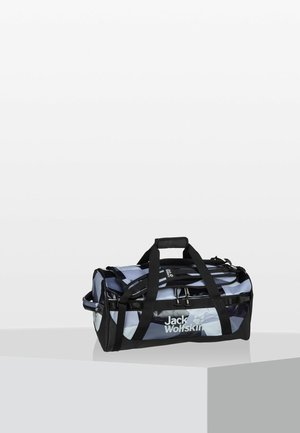 EXPEDITION TRUNK 40 - Sporttasche - grey geo block