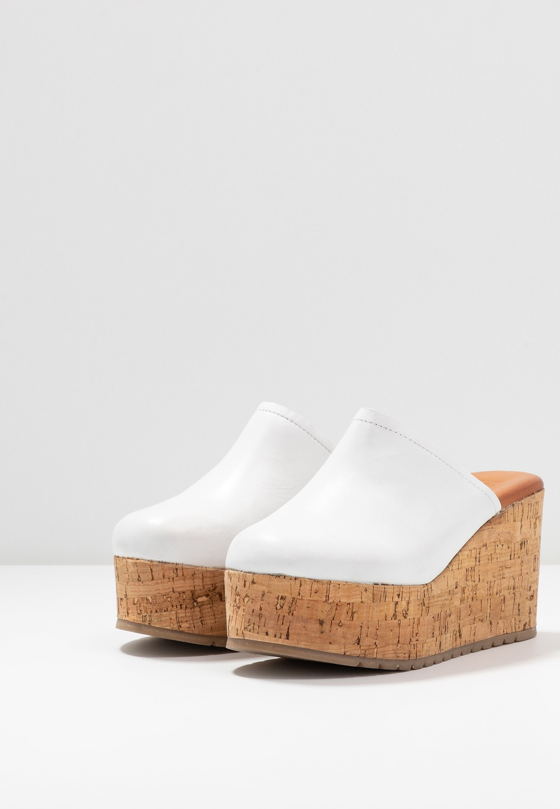 Musse & Cloud OLYMPIA - Sandaler - white