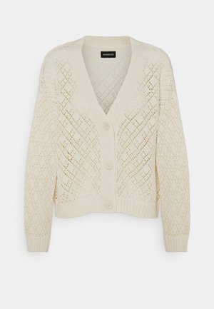 Strikjakke /Cardigans - off-white