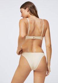 OYSHO - BRAZILIAN  - Bikiniunderdel - white - 4