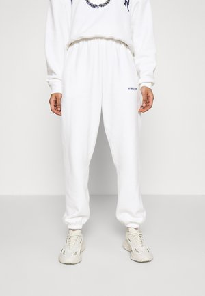FAITH PANTS - Tracksuit bottoms - offwhite