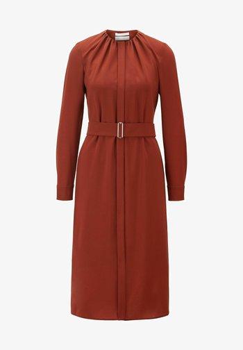 DIBANORA - Maxi dress - brown