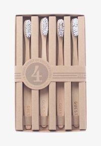 Izola - SET OF FOUR BAMBOO TOOTHBRUSHES - Bad- & bodyset - - - 0