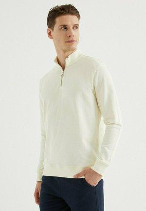 Sweatshirt - vanilla ice