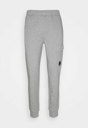 PANT - Tracksuit bottoms - grey melange