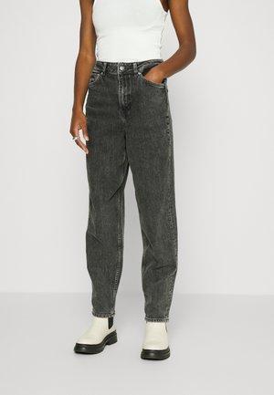 JXLISBON MOM - Relaxed fit jeans - black denim