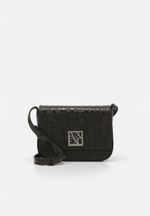 SMALL SHOULDER STRAP - Across body bag - nero