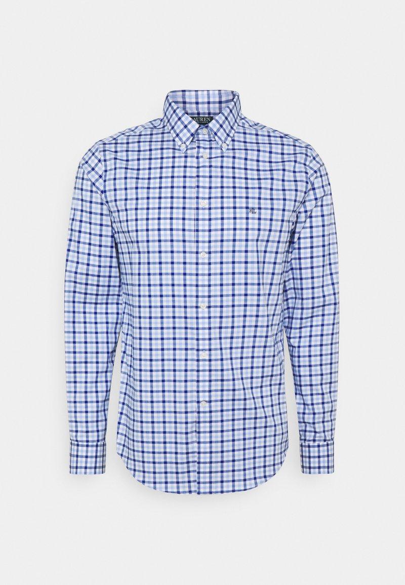 Lauren Ralph Lauren - LONG SLEEVE DRESS SHIRT - Formal shirt - blue multi