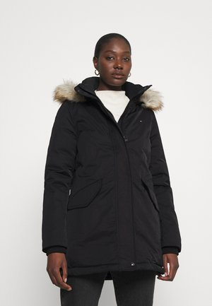 SORONA PADDED - Winter coat - black