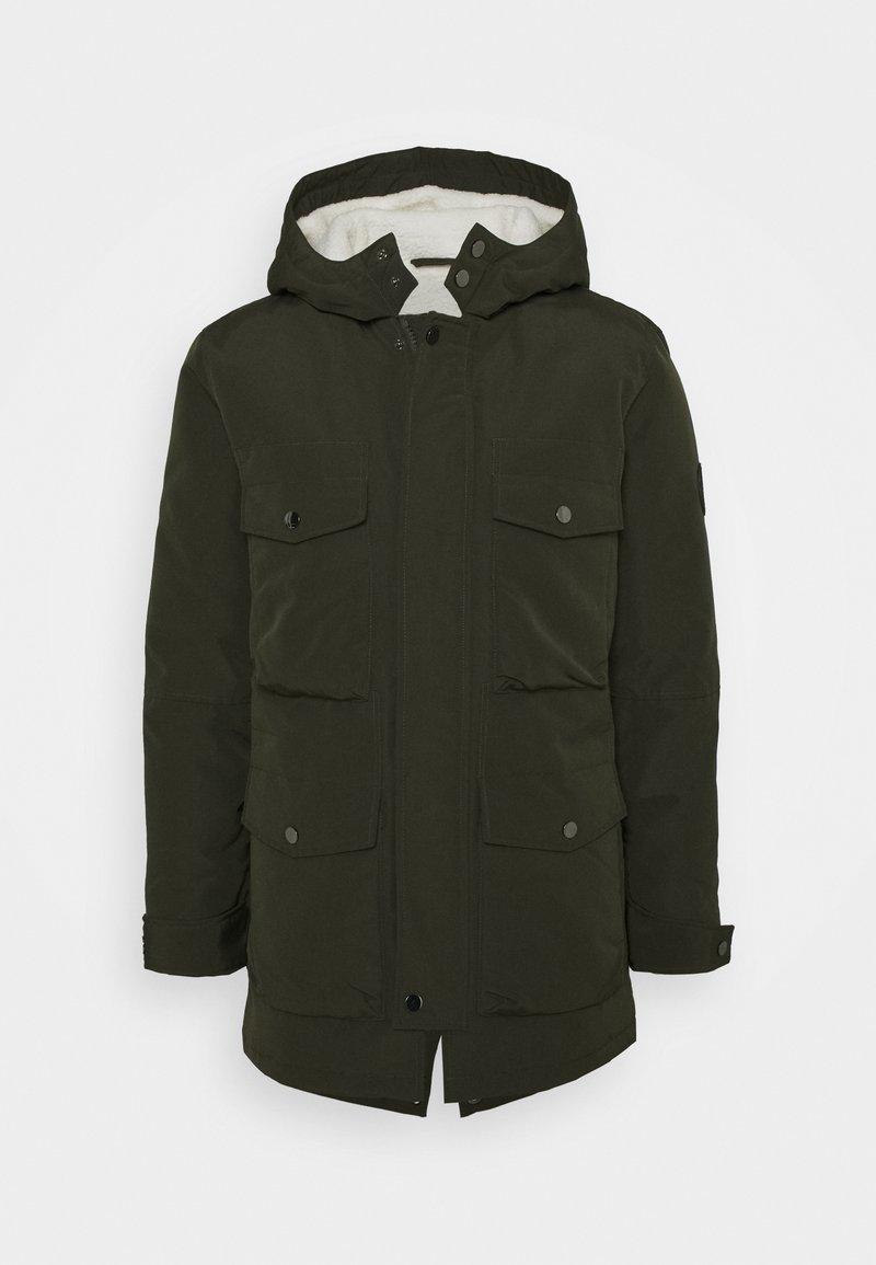 Just Junkies - SLADE - Winter coat - olive