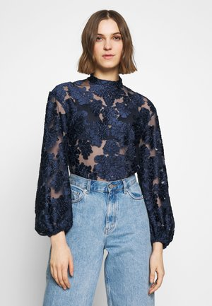 MAGIC BELL TOP - Bluser - indigo