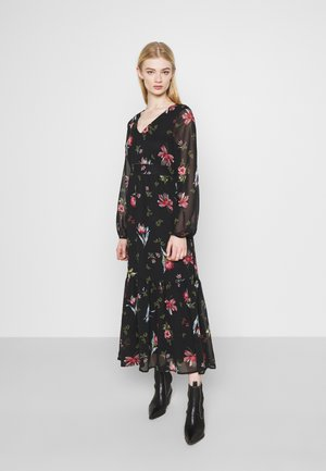 VMPETRA ANCLE - Day dress - black/petra