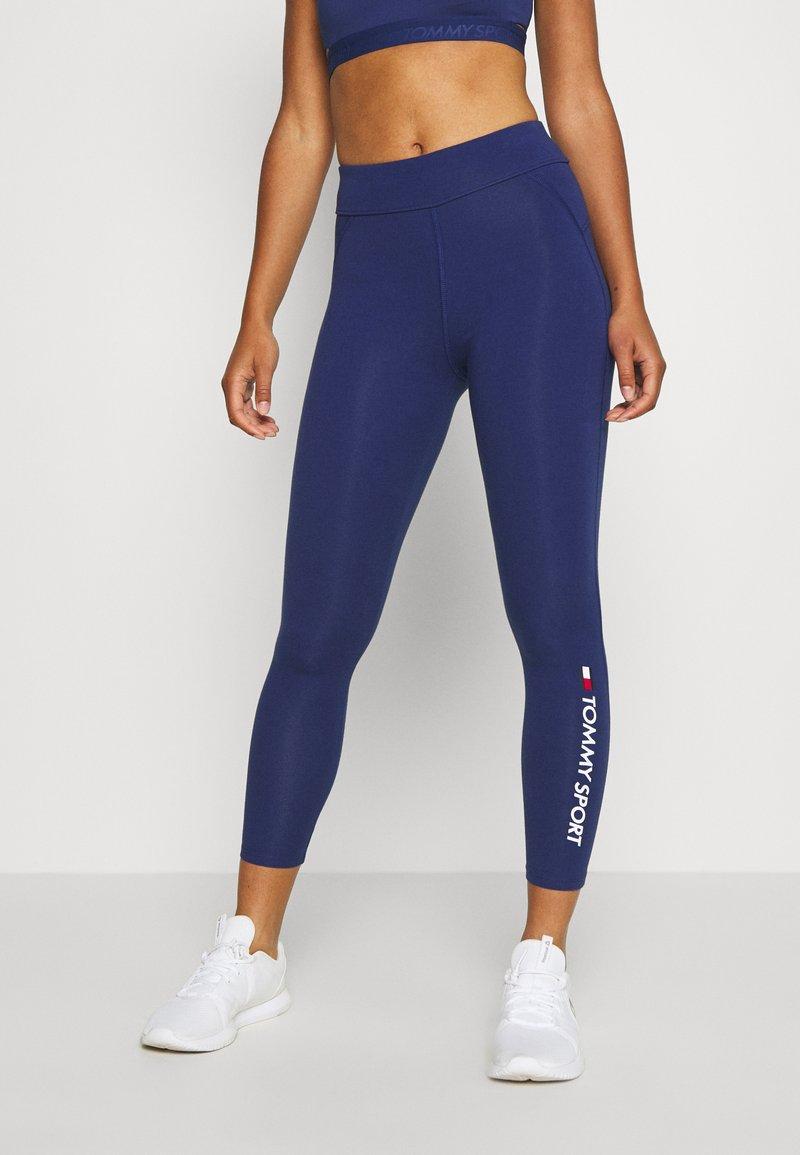 Tommy Sport - Legging - blue