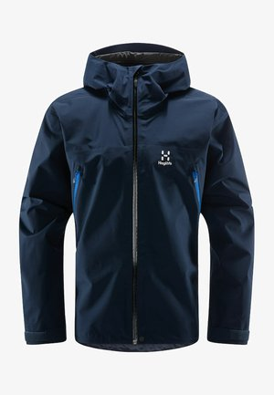 ROC GTX JACKET - Hardshell jacket - tarn blue