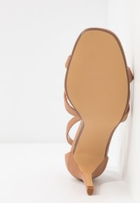 Head over Heels by Dune - MADIHA - High heeled sandals - nude - 6