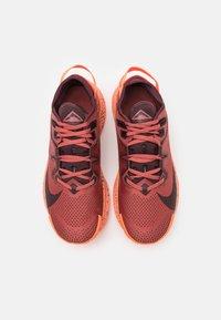 Nike Performance - PEGASUS TRAIL 2 - Zapatillas de trail running - canyon rust/mahogany/smokey mauve - 3
