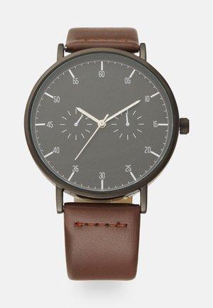 SET - Watch -  brown/black