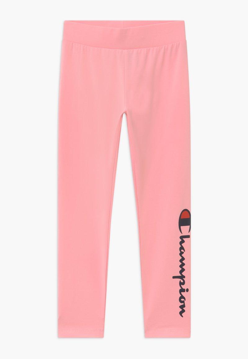 Champion - ROCHESTER BRAND MANIFESTO LEGGINGS - Leggings - light pink
