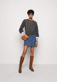See by Chloé - Jumper - charcoal black - 1