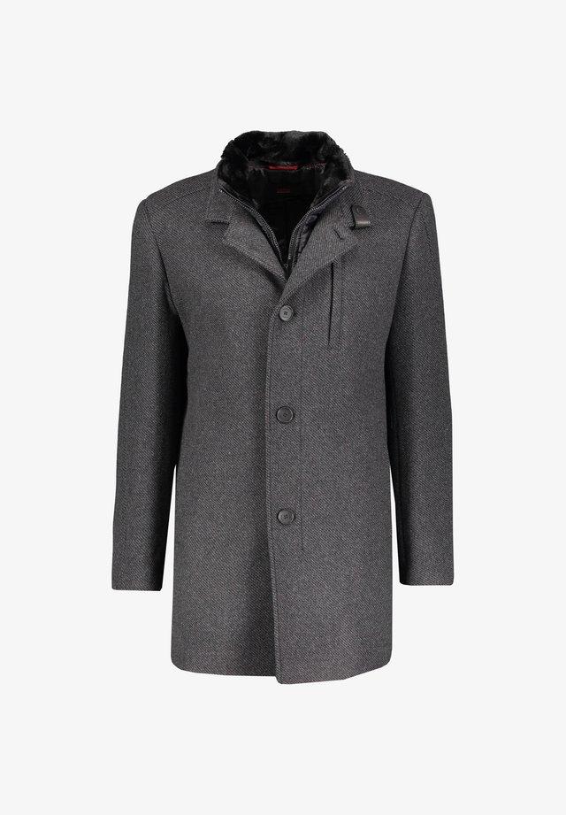 CIARSENAL - Short coat - anthrazit