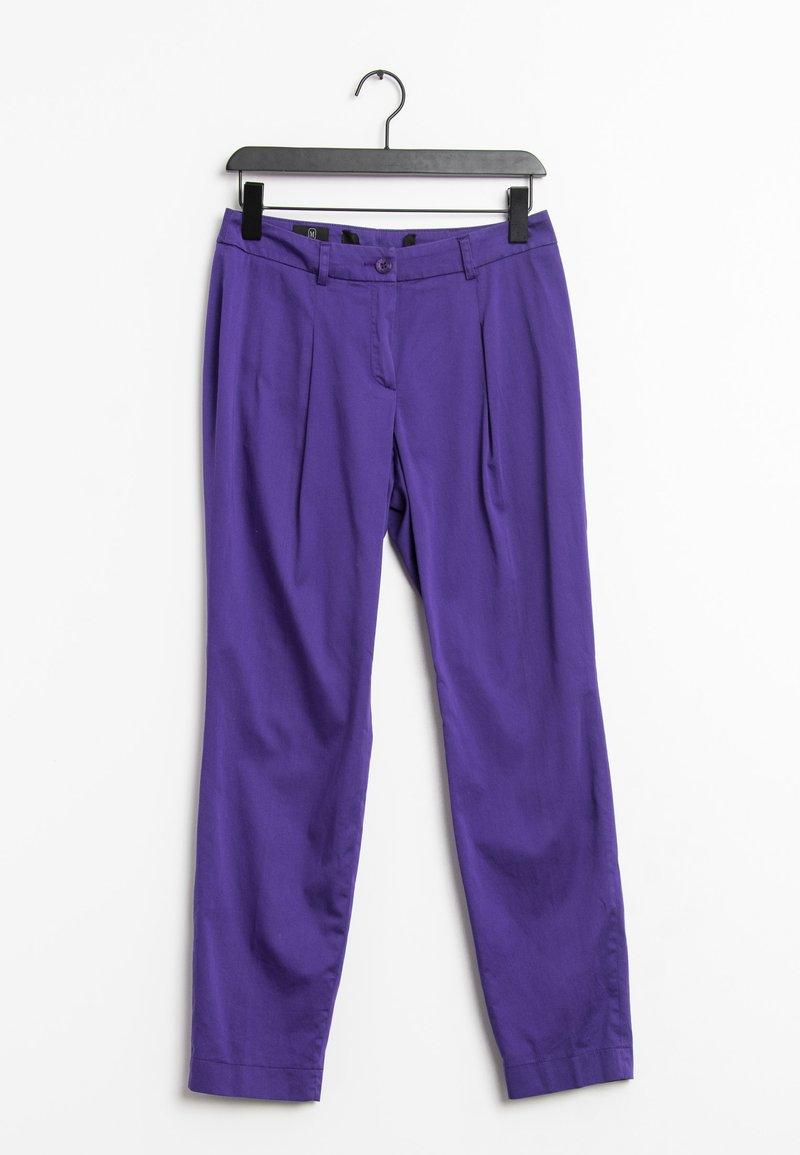 MADELEINE - Trousers - purple