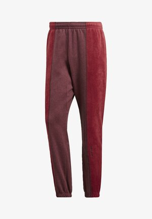 R.Y.V. SWEAT JOGGERS - Pantalon de survêtement - red