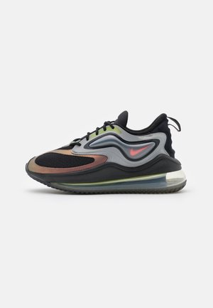 AIR MAX ZEPHYR EOI UNISEX - Sneakers basse - metallic silver/bright crimson/black
