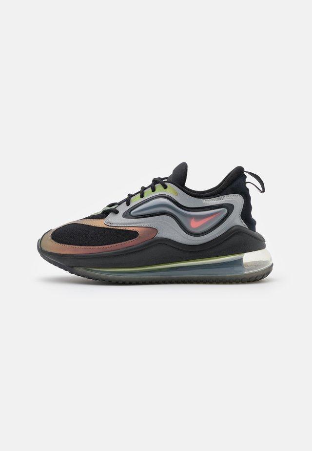 AIR MAX ZEPHYR EOI UNISEX - Sneakersy niskie - metallic silver/bright crimson/black