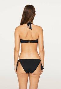 OYSHO - Bikinitop - black - 2