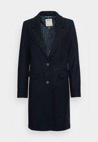 Classic coat - navy