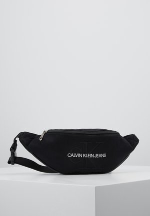 MONOGRAM STREET PACK - Bum bag - black