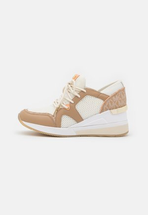 LIV TRAINER - Sneakers laag - camel/multicolor