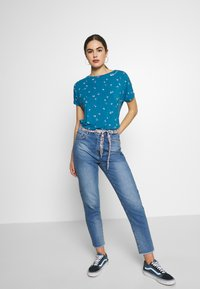 Kaporal - Relaxed fit jeans - dark blue - 1